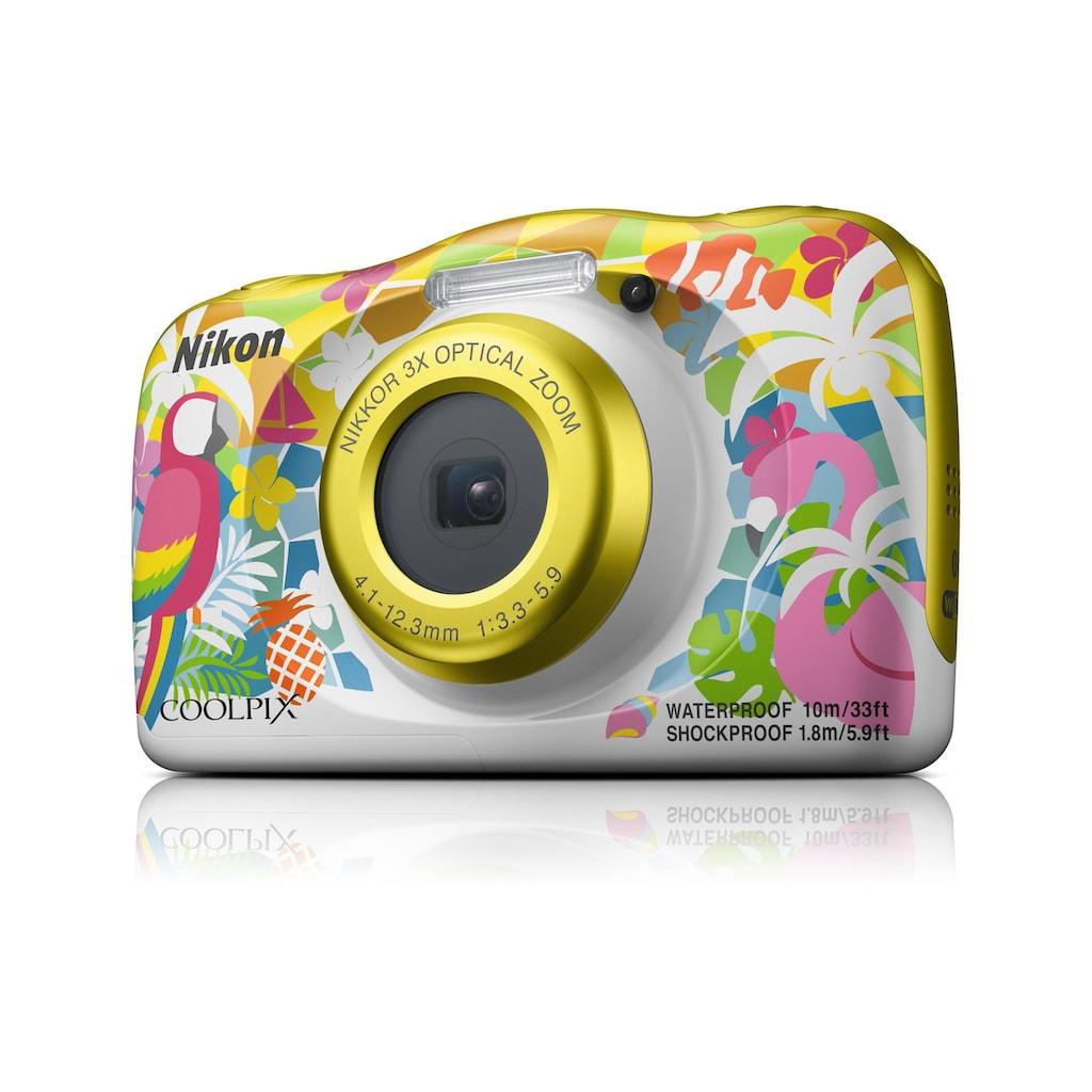 Nikon Kompaktkamera »Fotokamera COOLPIX W150 Hawaii«