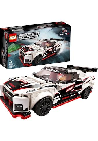 """LEGO® Konstruktionsspielsteine """"Nissan GT - R NISMO (76896), LEGO® Speed Champions"""", (298 - tlg.) kaufen"""