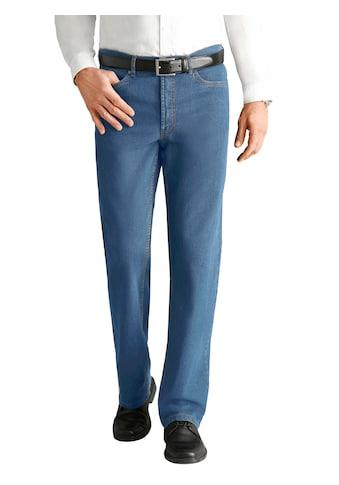 Classic 5 - Pocket - Jeans mit charakteristischen Kontrastnähten kaufen