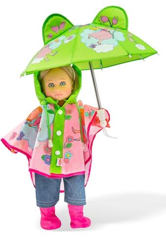 "Heless Puppenkleidung ""Regen - Set, Gr. 28 - 35 cm"", (Set) kaufen"