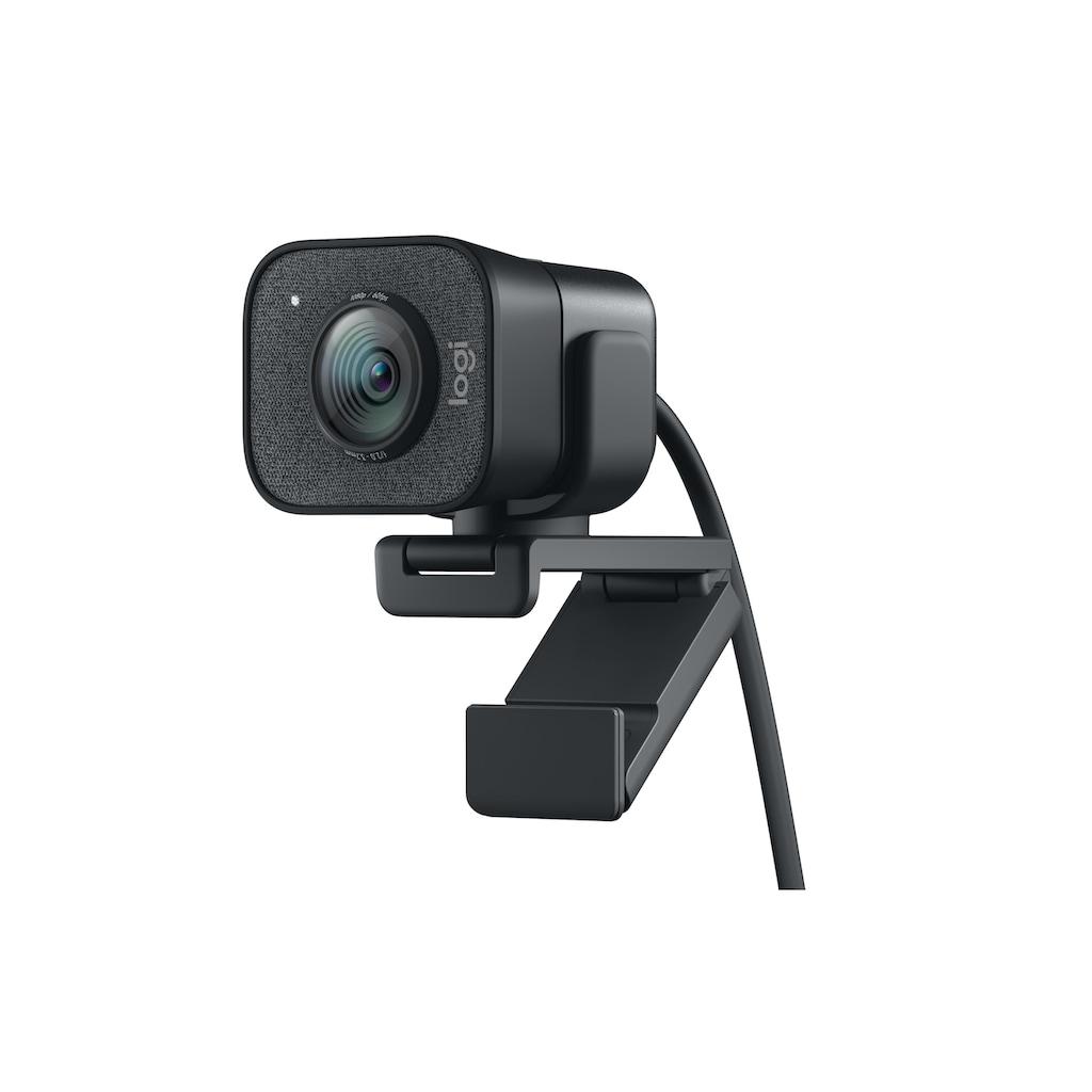 Logitech Webcam »StreamCam Grafit«