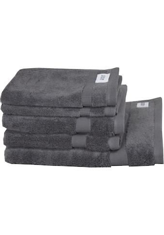 SCHÖNER WOHNEN-Kollektion Handtuch Set »Cuddly Set«, in unterschiedlichen Farben kaufen