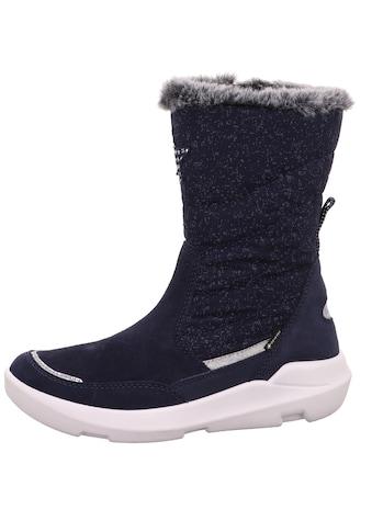 Superfit Winterstiefel »TWILIGHT mit Schuhweiten - Mess - System WMS: mittel« kaufen