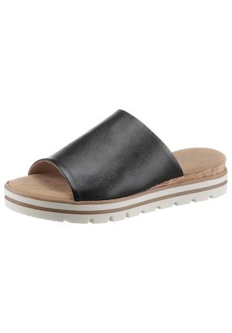 Gabor Pantolette »RHODOS« kaufen