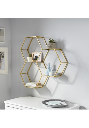 "Leonique Wandregal ""Hexagon"" kaufen"