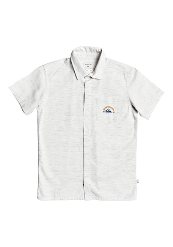 Quiksilver Kurzarmhemd »Waikato Iso« kaufen
