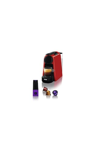 Nespressomaschine, Delonghi, »Essenza Mini EN85.R, Rot« kaufen