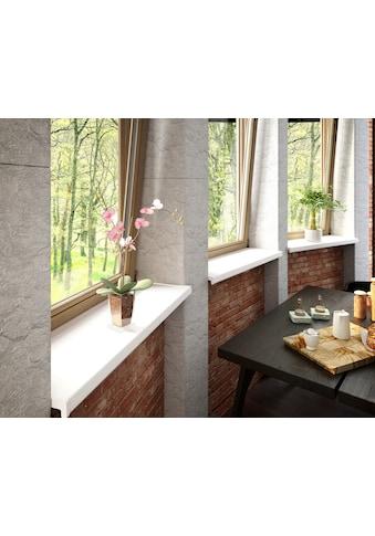 BAUKULIT Fensterbank LxT: 200x25 cm, weiss kaufen