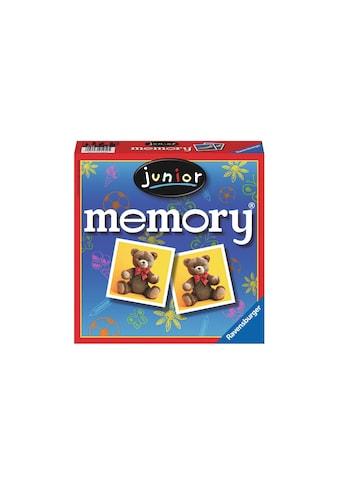 Denkspiel, Ravensburger, »Memory  -  Junior« kaufen