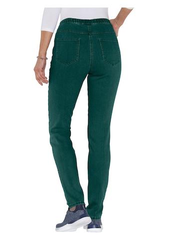 Classic Basics Jeans, schmal geschnitten kaufen