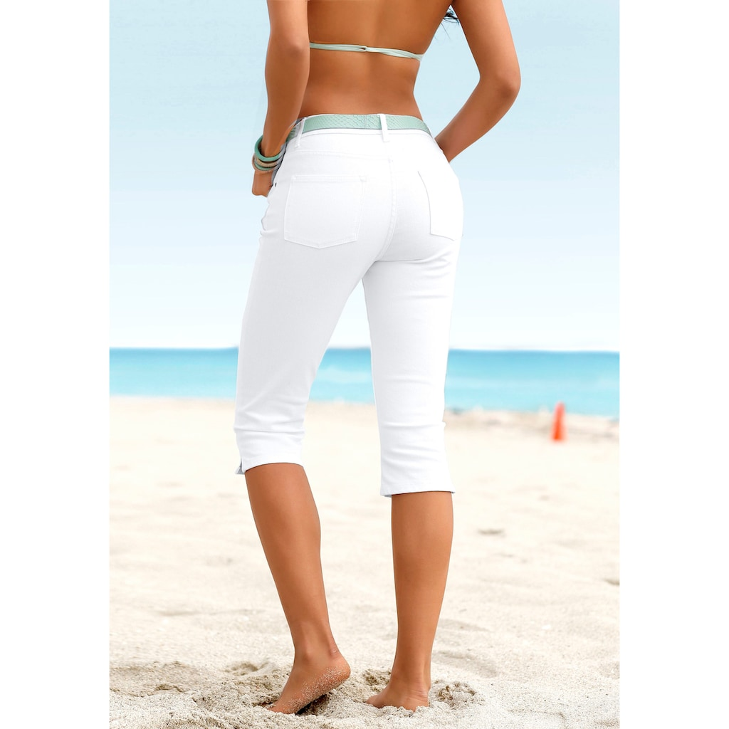 Beachtime 7/8-Caprijeans