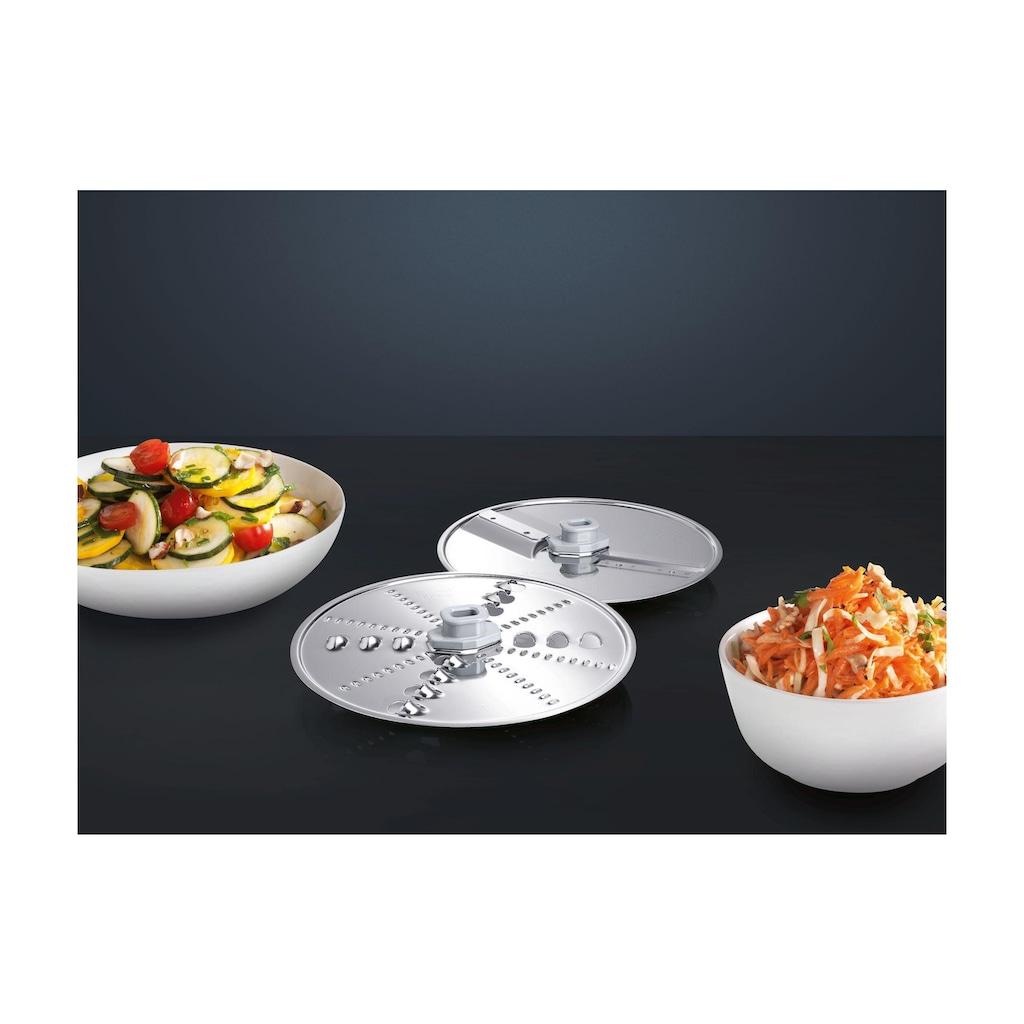 SIEMENS Multifunktions-Küchenmaschine »MK3501M Silberfarben«, 800 W