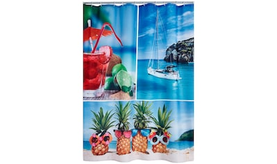 RIDDER Duschvorhang »Holiday«, ca. 180x200 cm kaufen