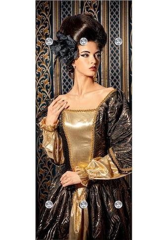 queence Garderobenpaneel »Frau klassisch«, mit 6 Haken, 50 x 120 cm kaufen