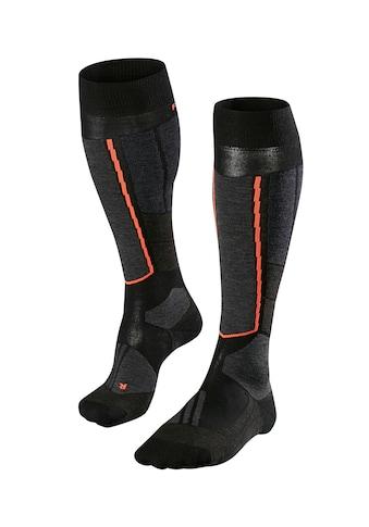FALKE Skisocken »ST4 Wool Skiing«, (1 Paar), für Ski-Touring kaufen