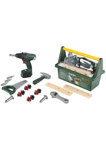Spielwerkzeugkoffer »Bosch Werkzeug-Box« kaufen
