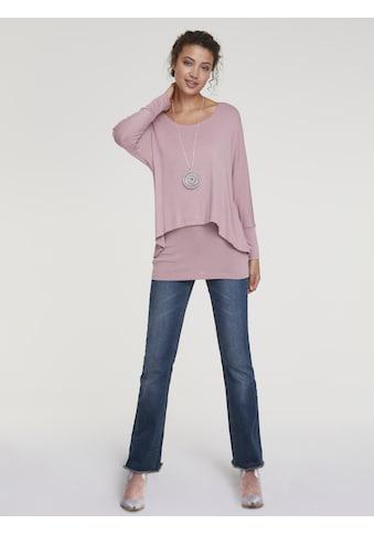 Rundhalsshirt kaufen