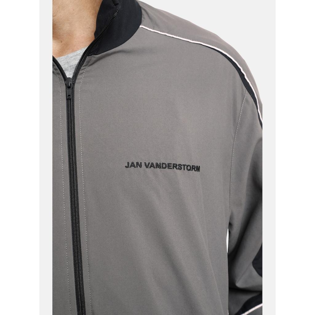 Jan Vanderstorm Trainingsanzug »EIRIK«, bequemer Jogginganzug