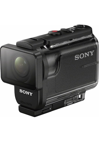 Sony »HDR - AS50 1080p (Full HD)« Action Cam (Full HD, WLAN (Wi - Fi) Bluetooth, 3x opt. Zoom) kaufen