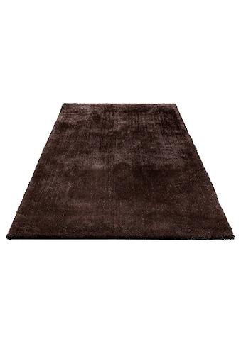 Hochflor - Teppich, »Dana«, Bruno Banani, rechteckig, Höhe 30 mm, maschinell gewebt acheter