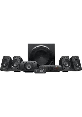 Logitech »Z906« 5.1 Lautsprecher System (500 Watt) kaufen