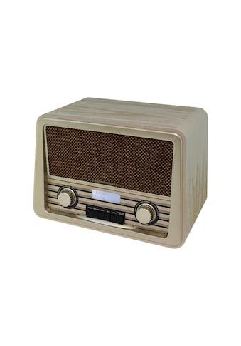 Soundmaster Digitalradio (DAB+) »NR920 Braun Beige Mehrfarbig«, (CD Digitalradio (DAB+)-FM-Tuner ) kaufen