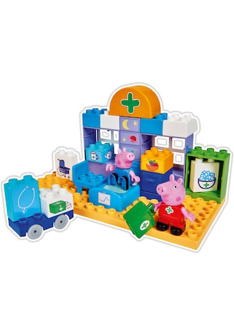 "BIG Konstruktions - Spielset ""BIG - Bloxx Peppa Pig Medical Care Case"", Kunststoff, (32 - tlg.) kaufen"