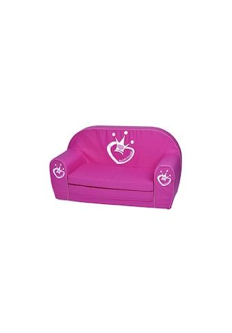 Kindersofa, KNORRTOYS.COM®, »My Little Princess« kaufen