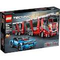 "LEGO® Konstruktionsspielsteine ""Autotransporter (42098), LEGO® Technic"", Kunststoff, (2493-tlg.)"