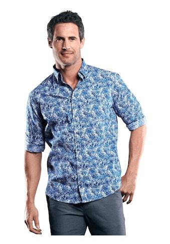 Engbers Hemd mit Palmenprint kaufen