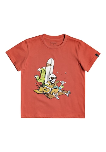 Quiksilver T - Shirt »Born Slippy« acheter