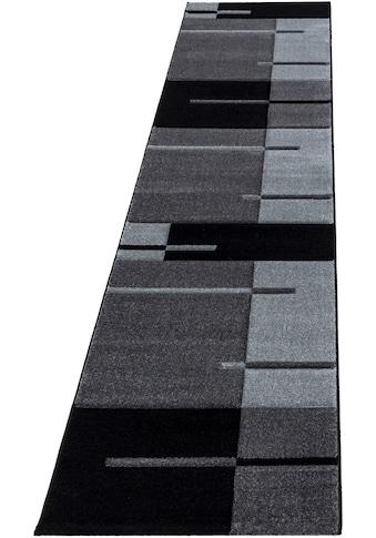 Ayyildiz Läufer »Hawaii 1310«, rechteckig, 13 mm Höhe, handgearbeiteter Konturenschnitt, 80cm x 300cm (BxL) kaufen