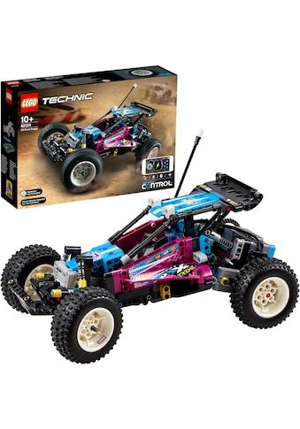 LEGO® Konstruktionsspielsteine »Geländewagen (42124), LEGO® Technic«, (374 St.), Made... kaufen