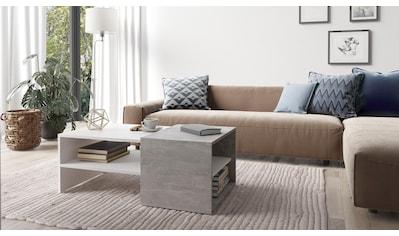 Homexperts Couchtisch »Box« kaufen