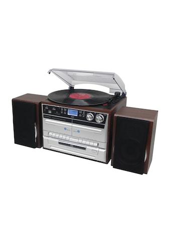 Soundmaster Stereoanlage »MCD5550DBR Braun« kaufen