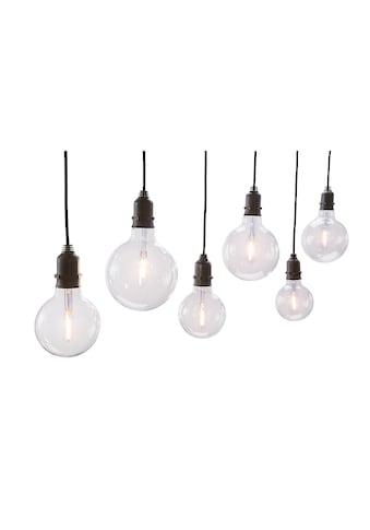 Lichterkette »VINTAGE DROP LIGHT CLEAR Schwarz« kaufen