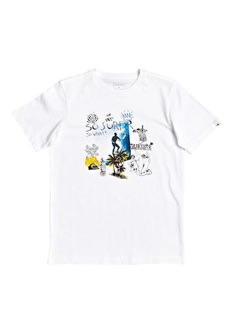 Quiksilver T-Shirt »Funky Sensation« kaufen