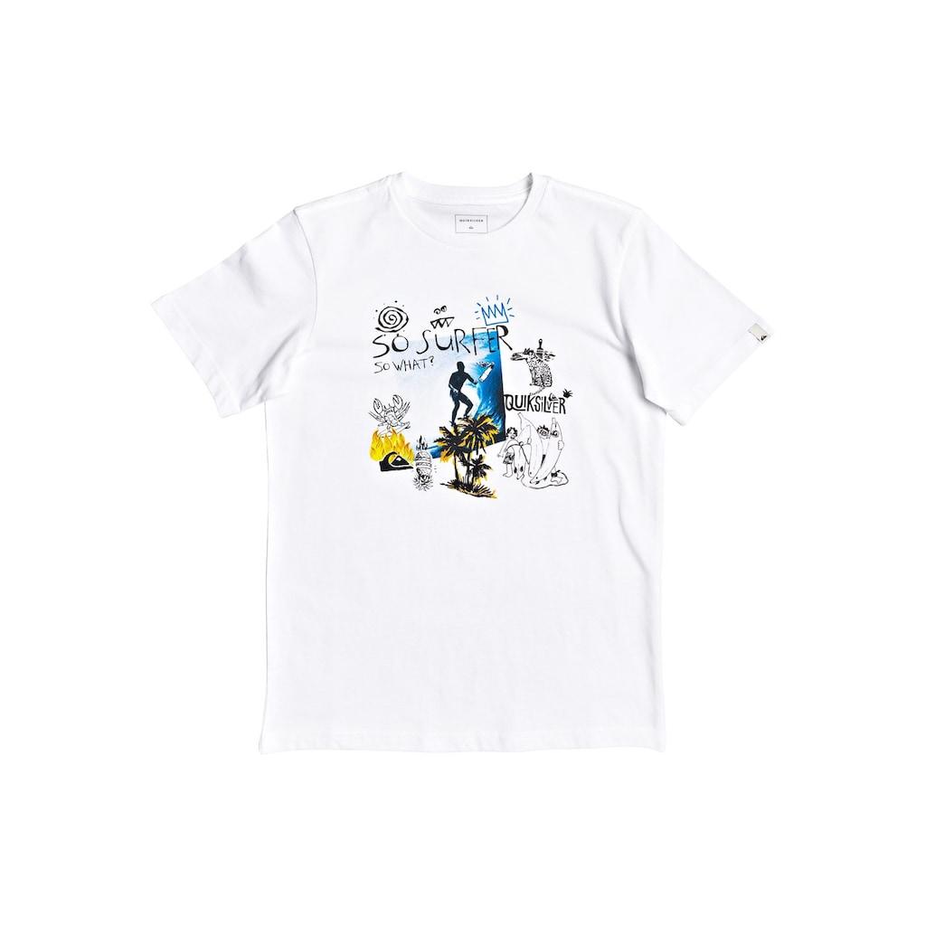 Quiksilver T-Shirt »Funky Sensation«