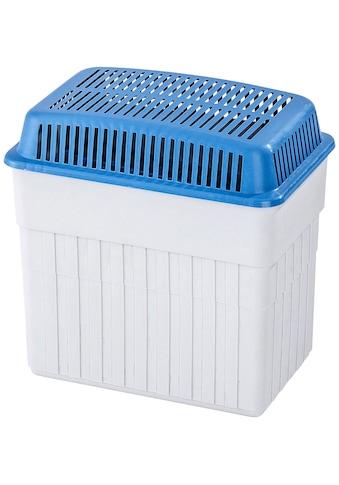 WENKO Luftentfeuchter »Feuchtigkeitskiller«, für 160 m³ Räume, ausreichend für 4,7 l... kaufen