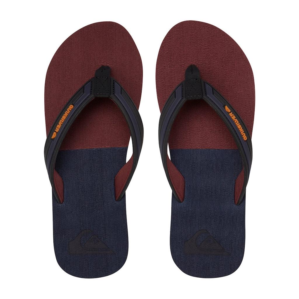 Quiksilver Sandale »Molokai Eclipsed Deluxe«