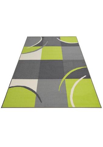 THEKO Teppich »Marco«, rechteckig, 6 mm Höhe, Kurzflor, Wohnzimmer, Kundenliebling mit 4,5 Sterne Bewertung! kaufen