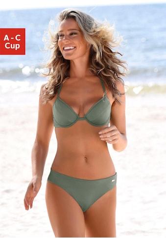 Bench. Push-Up-Bikini-Top »Perfect«, im Uni-Style kaufen