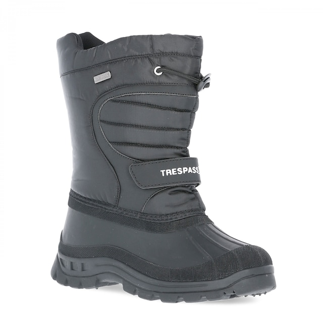 Trespass Snowboots »Dodo Youth Unisex Kinder Schnee Stiefel Wasser abweisend«
