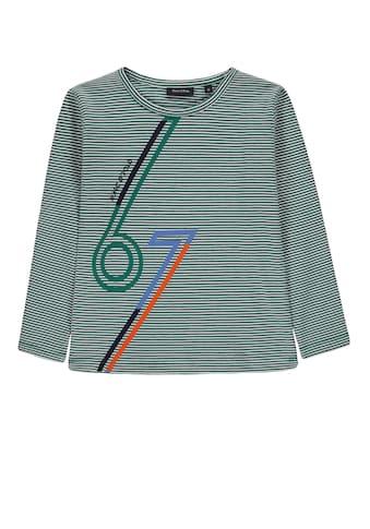 Marc O'Polo Junior Langarmshirt, gestreift kaufen