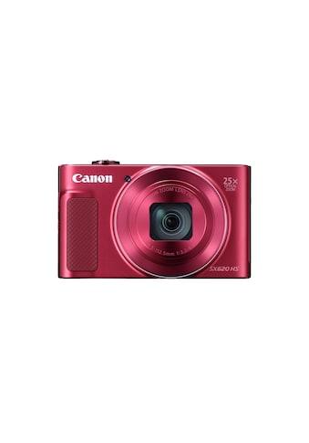 Canon Kompaktkamera »PowerShot SX620 HS Rot« kaufen