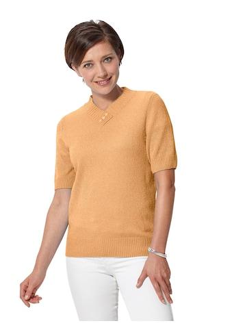 Classic Basics V-Ausschnitt-Pullover kaufen
