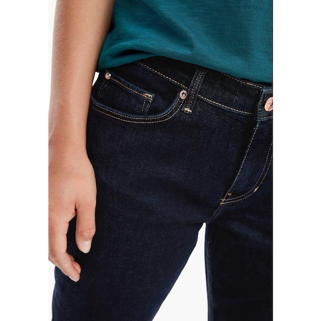 s.Oliver Regular-fit-Jeans »Karolin«