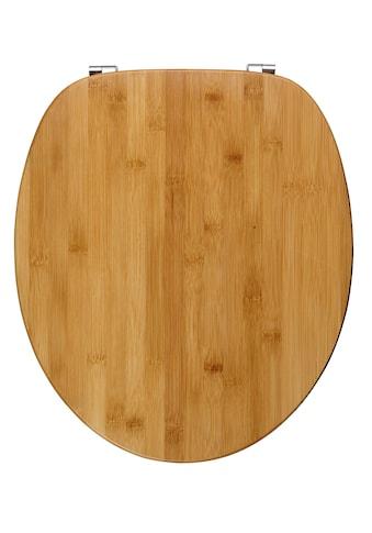 ADOB WC-Sitz »Bambus« kaufen