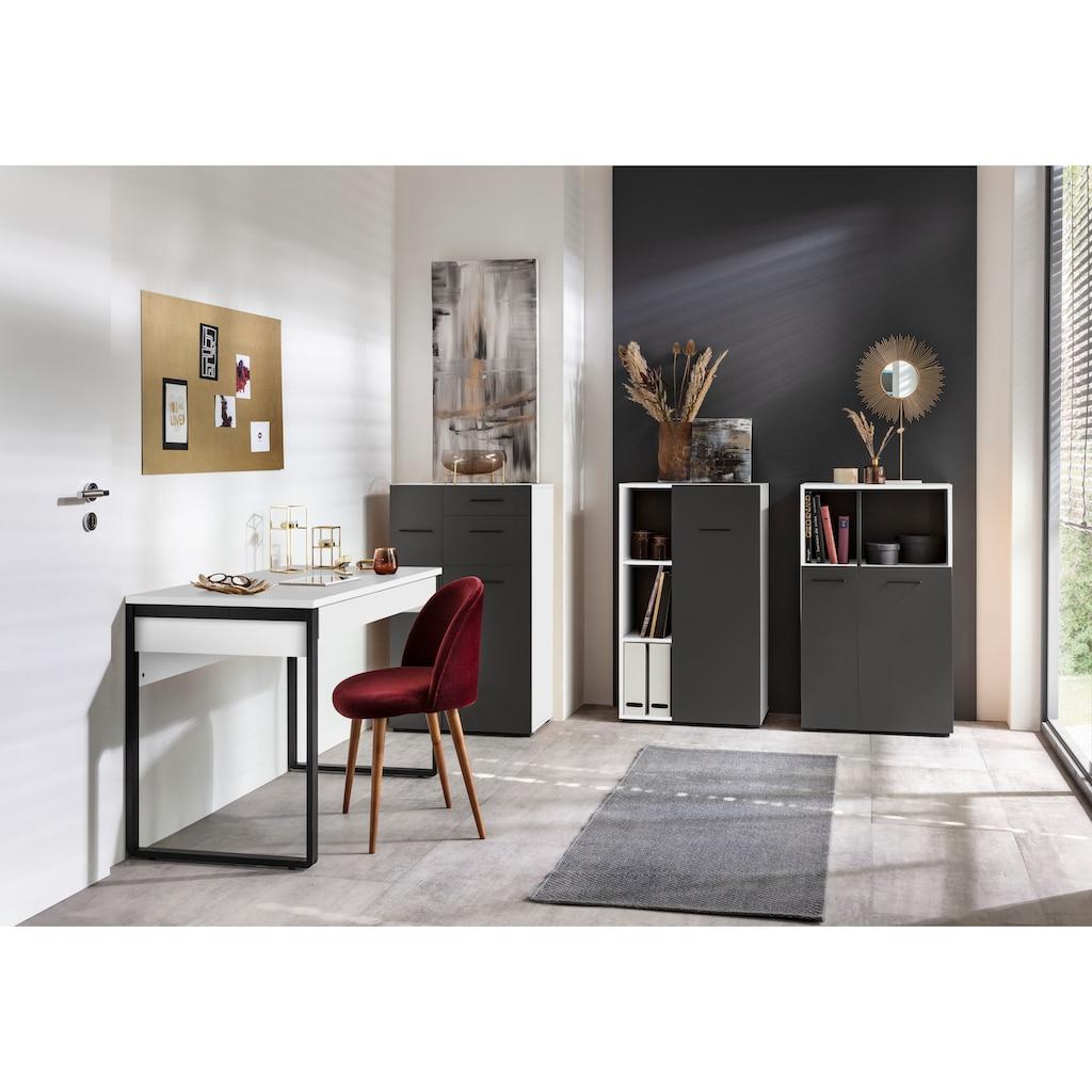 "Places of Style Aktenschrank »Moid«, Aktenschrank ""Moid"", Höhe 106 cm"