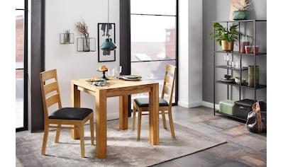 Holzzone Esszimmerstuhl »York« kaufen